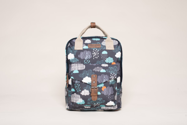 RAIN CLOUDS BACKPACK